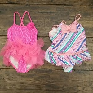 Girls Swimsuits 18 Months